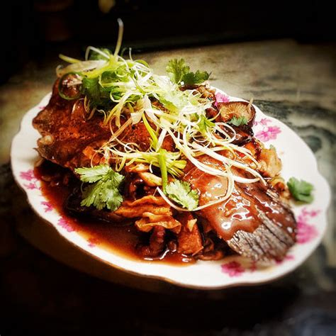 fish braised pork roast tail chinese thehongkongcookery recipe recipes dried food ellen published