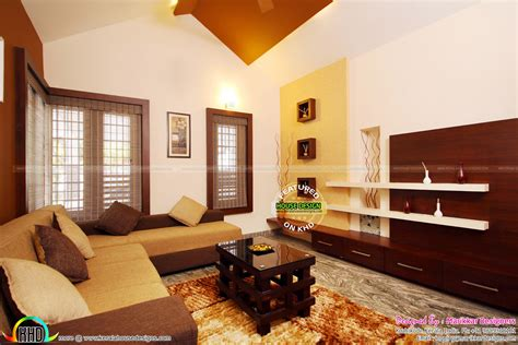 fully furnished house  kerala kerala home design