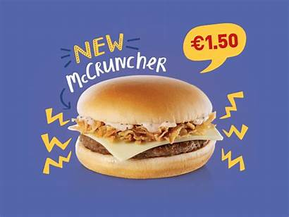 Mcdonald Mcdonalds Dribbble Advertising Staines Niall