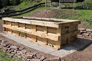 Paletten Kräuterregal Bauanleitung : hochbeet bauen aus paletten rr17 hitoiro ~ Whattoseeinmadrid.com Haus und Dekorationen