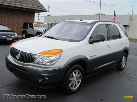 Buick 2003 Rendezvous by 2003 Buick Rendezvous Information And Photos Zomb Drive