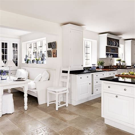 ideas for kitchen diners white painted kitchen diner traditional kitchen diner