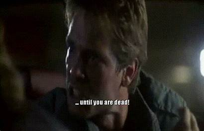 Stop Until Dead Terminator Absolutely He Won