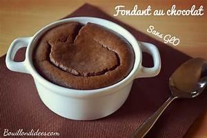 Creme Chocolat Sans Oeuf : fondants moelleux tout choco sans glo gluten lait oeuf ~ Nature-et-papiers.com Idées de Décoration