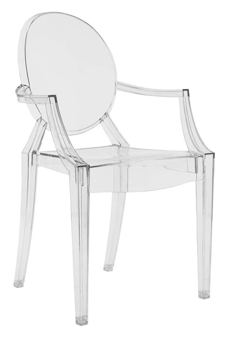 chaise ikea bureau fauteuil louis ghost kartell made in design