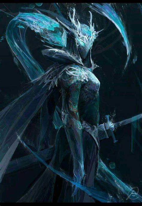wearepaladin ice knight  holyman  deviantart