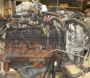 Rv Chassis Parts Ford 460 V8 Year 1997 Gas Engine For Sale