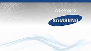 samsung powerpoint presentation design digital canvas With samsung presentation template
