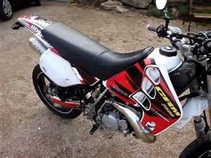 Honda 125 Crm : 125 crm dep sound youtube ~ Melissatoandfro.com Idées de Décoration