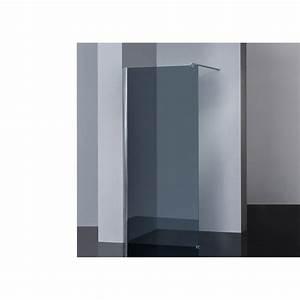 Paroi Douche Sur Mesure Pas Cher : paroi de douche l 39 italienne open 2 6mm profil chrom ~ Edinachiropracticcenter.com Idées de Décoration