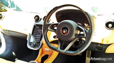 Gambar Mobil Mclaren 570s by Mclaren 570s Indonesia Interior Autonetmagz Review