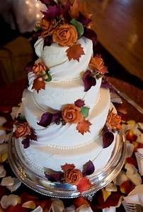 15 Fall Wedding Cake Ideas You May Love