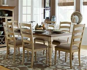 Chicago furniture for country style dining furniture for Country style dining room chairs