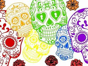 Free: Sugar Skull Wallpaper - Other Art - Listia.com ...