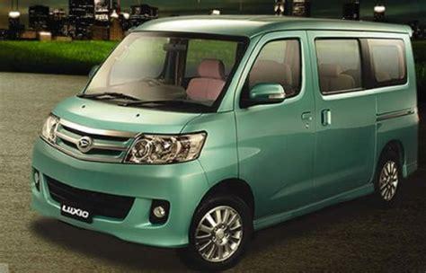 Daihatsu Luxio Picture by Daihatsu Luxio Mpv Launched In Indonesia