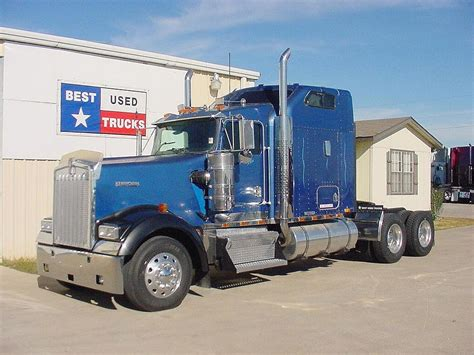 100 Used W900 Kenworth Trucks For Sale In Canada