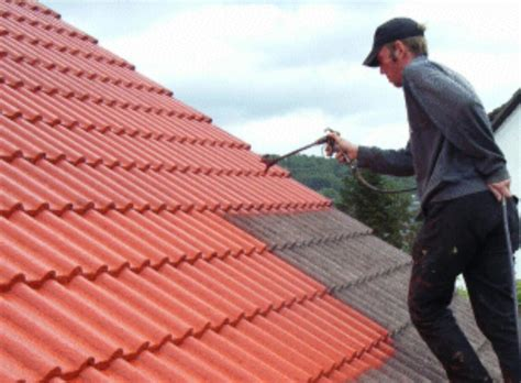 roof tile paint roof painting affordable roofing