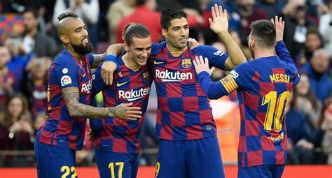Barcelona vs. Real Valladolid EN VIVO ONLINE vía DirecTV ...