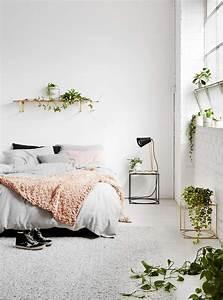 deco chambre gris et rose pour un interieur serein et doux With chambre bébé design avec pot de fleur gris design