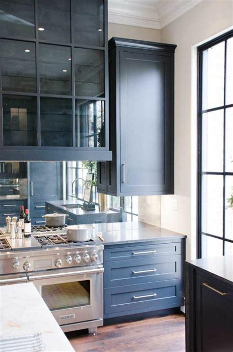 cuisine cagnarde 1001 idées pour une cuisine bleu canard les intérieurs