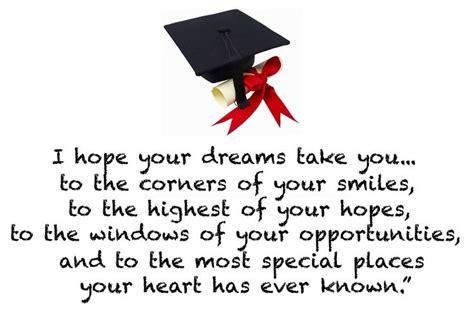 graduation quotes  inspirational sayings