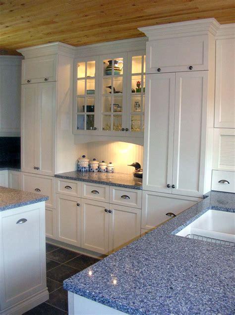 mod鑞e d armoire de cuisine sorbet citronné les armoires inc
