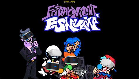 Vr Night Funkin Friday Night Funkin Skin Mods