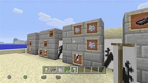 Minecraft how to make a gun banner - YouTube