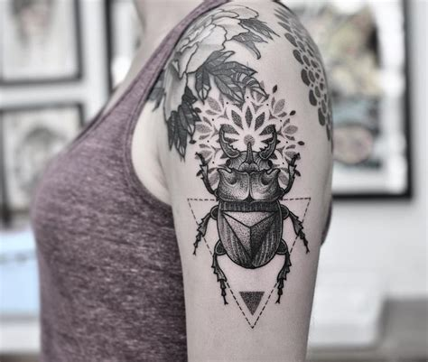Egyptian Scarab Tattoo Designs  Wwwimgkidcom The