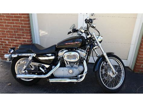 2007 harley davidson sportster 883 custom for sale 15 used motorcycles from 3 740