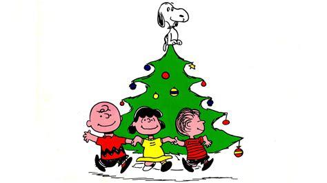 Charlie Brown Christmas Desktop Wallpaper