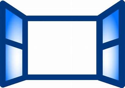 Window Open Clip Clipart Advertisement