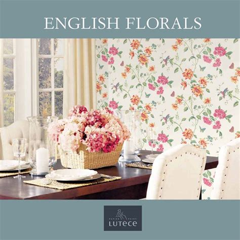 foto de Collection papier peint English Florals papier peint