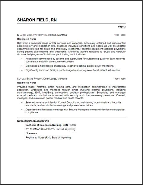 Exles Of A Professional Summary by Sle New Grad Resume Writing Cover Letters Sles