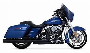 Vance  U0026 Hines Dresser Duals Headers For Harley Touring