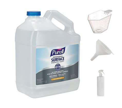 #3. Purell Professional Surface Disinfectant, Fresh Citrus