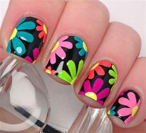 neon summer nails art designs ideas  fabulous