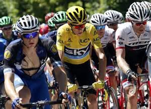 Tour De France Mountain Jersey