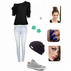 Cute lazy day outfit - Polyvore