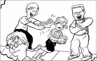 Bullying Clipart Bullied Being Guilt Power Condition