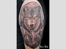 Wolf Girl Tattoo Meanings Tattooart Hd