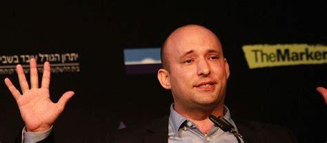 naftali bennett seeks  tie synagogue shooting