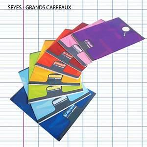 cahiers 24x32 grands carreaux seyes 90g nombre de pages au With cahiers 24x32 grands carreaux