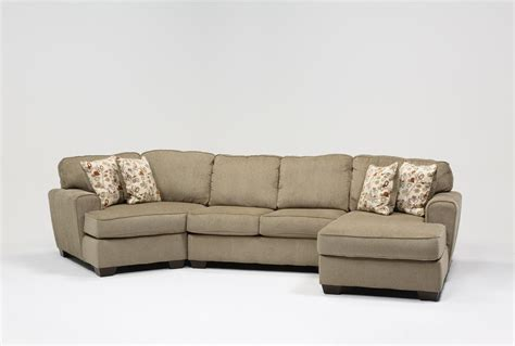 patola park 3 cuddler sectional w raf cornr chaise living spaces