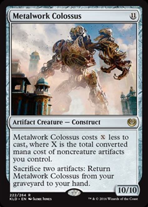 deck   day metalwork colossus channelfireball