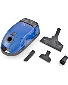 Floor Over Carpet by Miele Royal Blue S381 Vacuum Cleaner