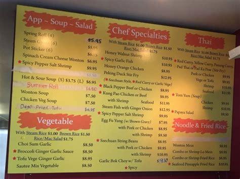 princeville lotus garden thai cuisine lotus garden thai cuisine menu princeville hi