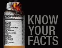 Know Your Facts on Behance