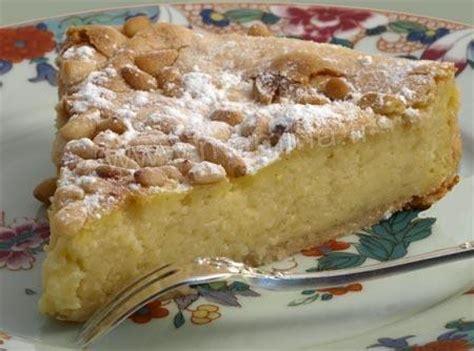 torta della nonna dessert italien citron et pignons paperblog