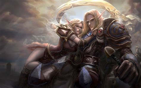 Cool World Of Warcraft Wallpapers Hd World Of Warcraft Elves Wallpaper Download Free 150029